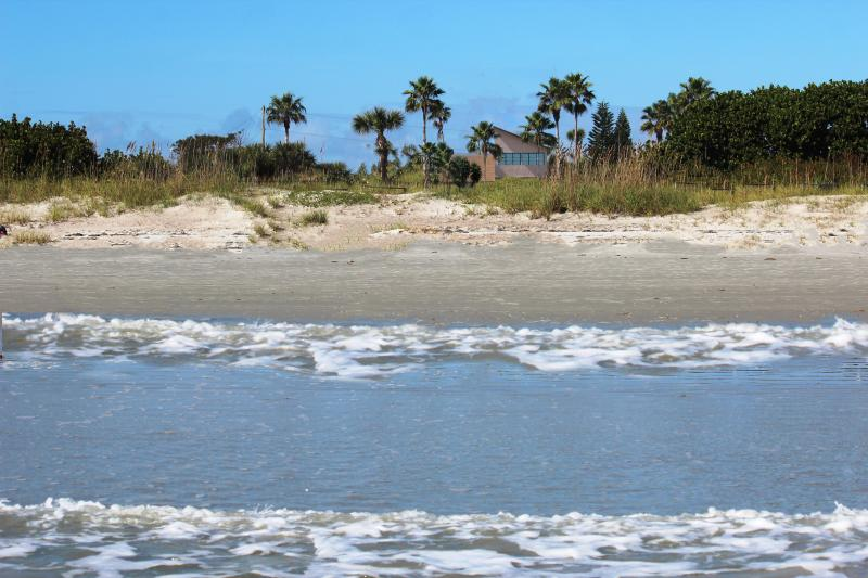 The perfect beach house - Oceanview, Private Beachside Vacation Home, Wi-Fi, Closest Orlando Beach - Cape Canaveral - rentals