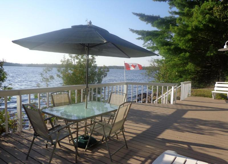 South west exposure - Great family cottage in Muskoka - Burks Falls - rentals