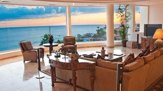 View from the living room - Ocean View 7 Bedroom Home with Free Chef Service - Skull Valley - rentals
