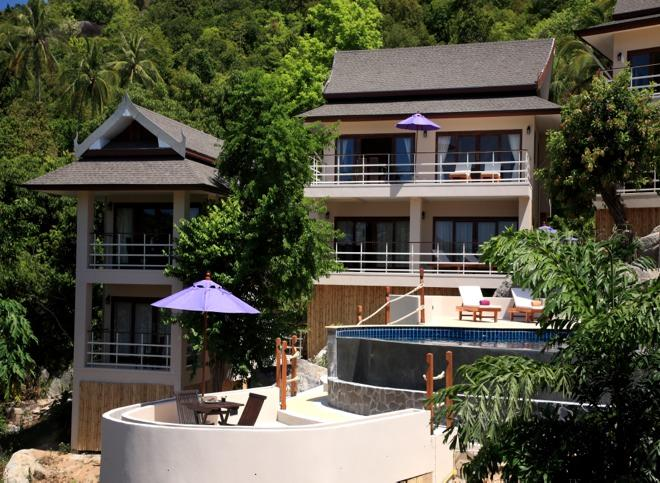 Koh Phangan Pavilions - Orchid Lower - Image 1 - Koh Phangan - rentals