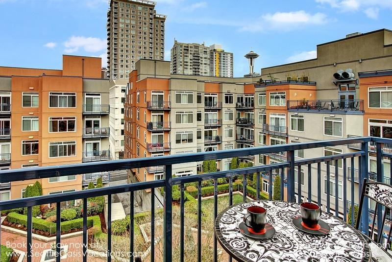 2 Bedroom 2 Bath Rooftop View Oasis-Available for Summer Dates, Book Now! - Image 1 - Seattle - rentals