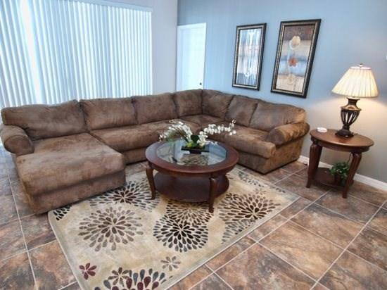 6 Bedroom 4.5 Bathroom Luxury Home with Conservation View - Image 1 - Orlando - rentals