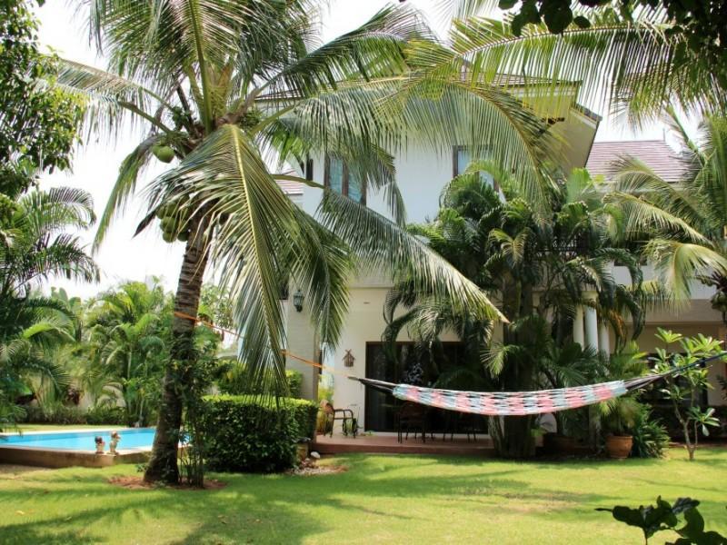 Villas for rent in Khao Tao: V6081 - Image 1 - Khao Tao - rentals