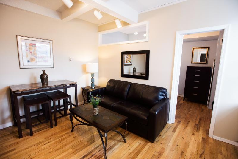 Living Area - Greenwich  2 Bed-1 (5) - New York City - rentals