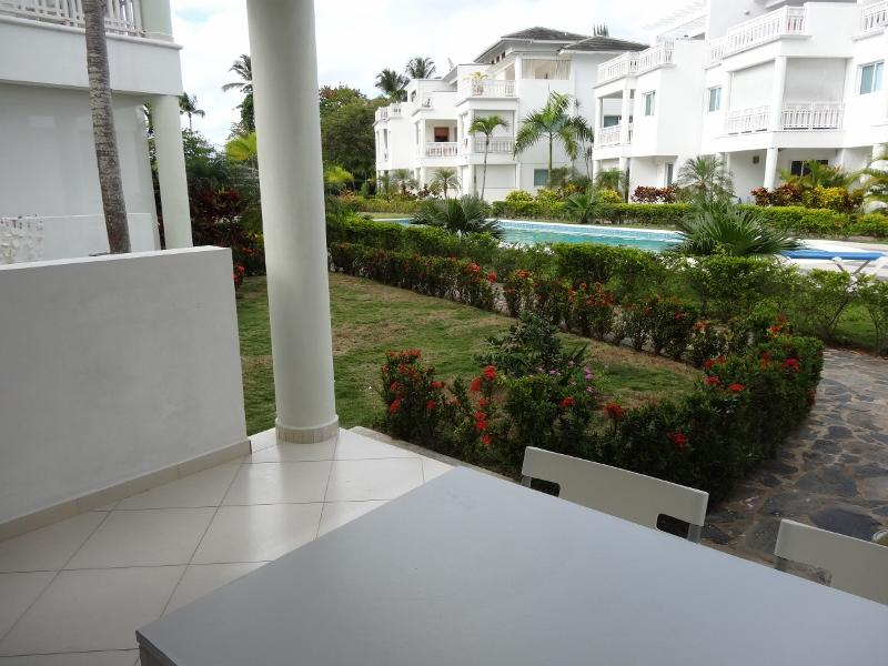 Nice apartment in a residence in front of the sea - Image 1 - Las Terrenas - rentals