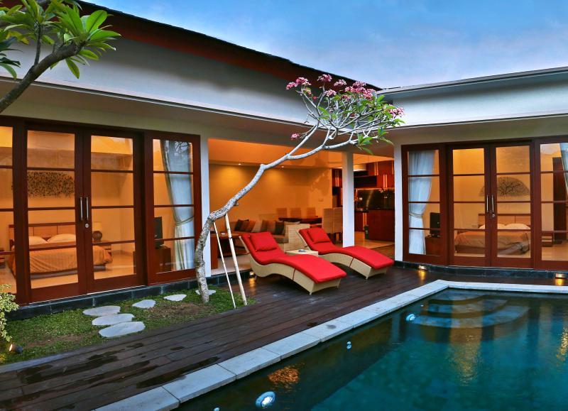 2 BR Joy Benoa Villa  Nusa Dua Bali -100m to beach - Image 1 - Nusa Dua - rentals
