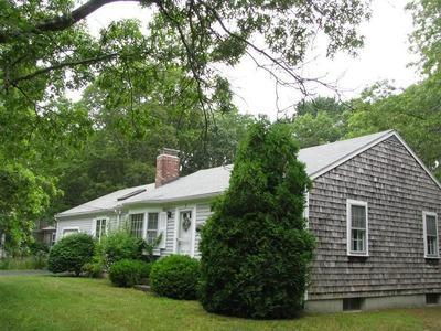 Front of house - NEWLY RENOVATED Cape Cod Vacation Home For Rent - West Yarmouth - rentals