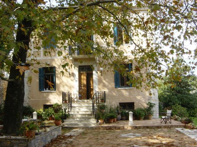 Mouresi Traditional Mansion - Image 1 - Mouresi - rentals