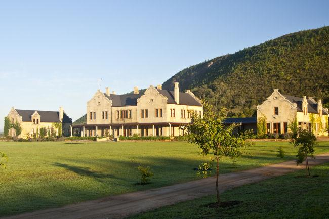 Kurland Villa, near South Africa's Plettenberg Bay,  Villa on Polo Estate, sleeps 16 in Luxury, Priv - Image 1 - The Crags - rentals
