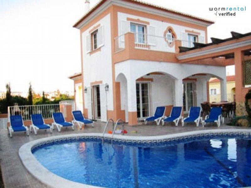Pool  - Dabke Orange Villa - Olhos de Agua - rentals