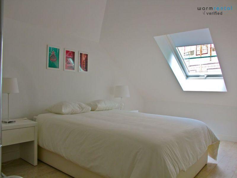 Double bedroom  - Duplex Thyme Brown Apartment - Lisbon - rentals