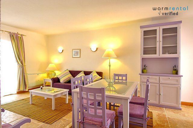 Living & Dining Area  - Giddah Violet Apartment - Olhos de Agua - rentals