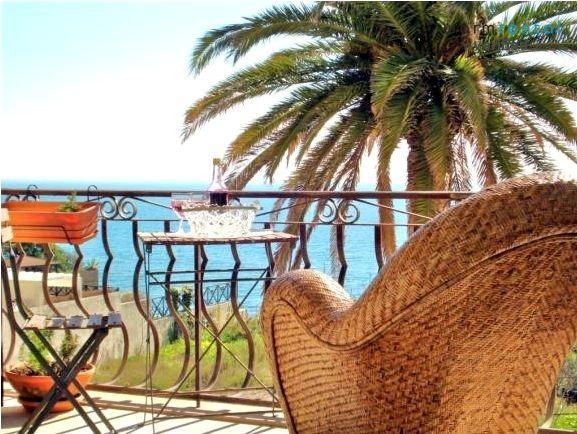 Balcony  - Golpar Apartment - Estoril - rentals