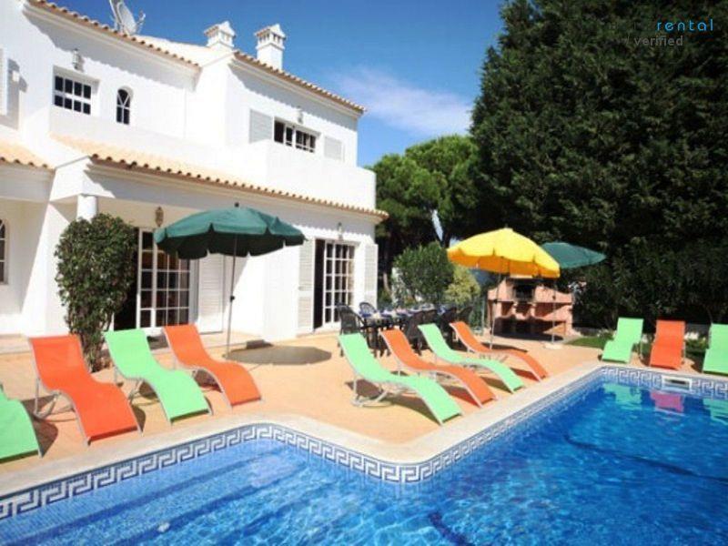 Pool  - Habanera Grey Villa - Olhos de Agua - rentals