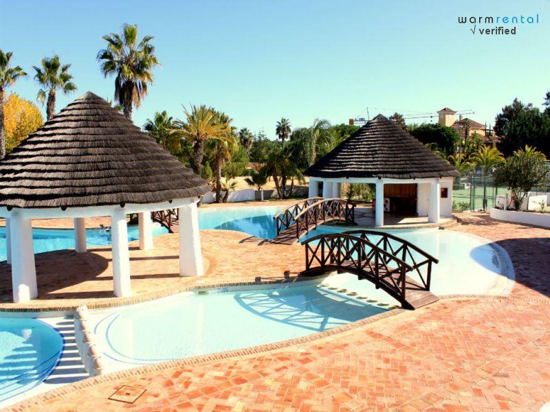 Pool  - Presley Beije Apartment - Quinta do Lago - rentals