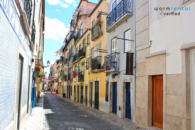 Bairro Alto  - Yellow Pepper Building - Lisbon - rentals