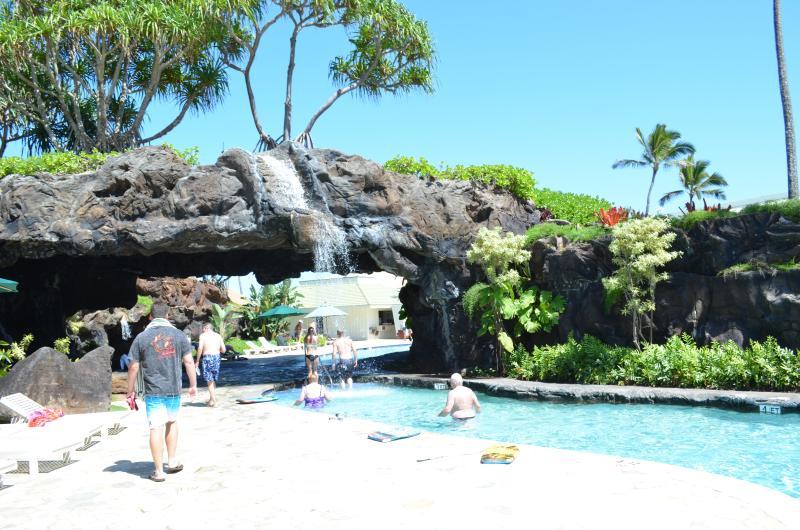 Oceanfront, Top Floor Ocean View - Kauai Beach Res - Image 1 - Lihue - rentals