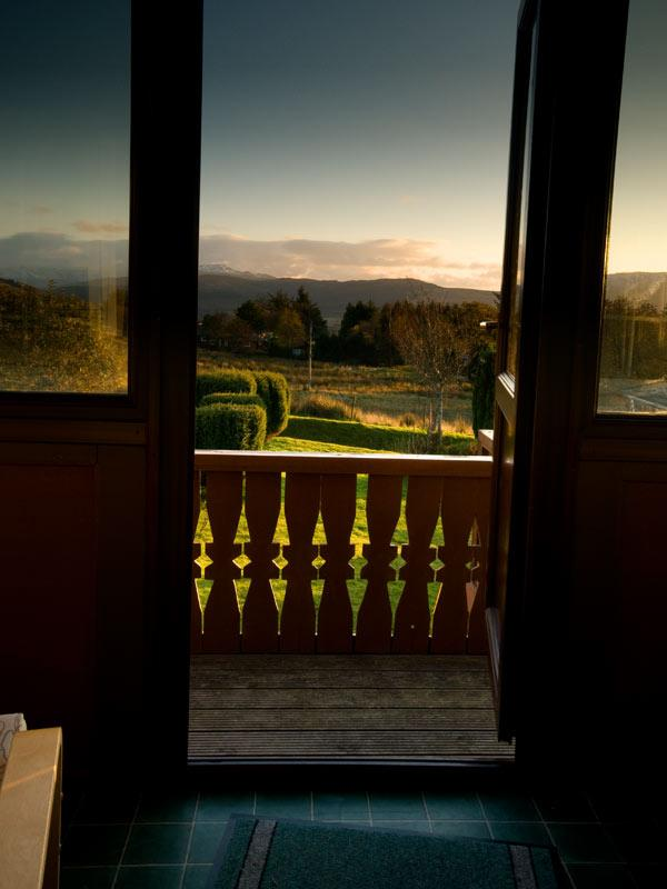 Ty Coed log cabin The View! - Ty Coed Log Cabin Overlooking Mountains + Forests - Trawsfynydd - rentals