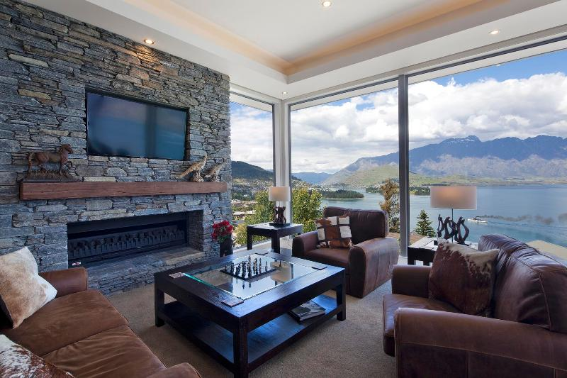 First Media Room - Aspen House - Queenstown - rentals