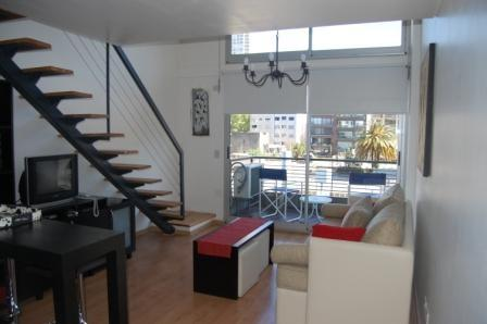 View from entrance door - Modern and luminous apartment in Palermo Hollywood - Buenos Aires - rentals