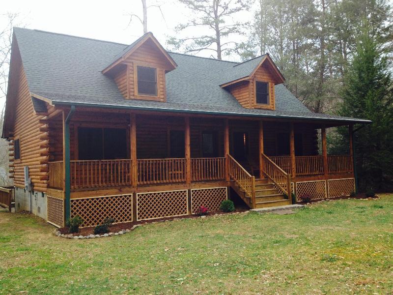 Riverside Cabin - Riverside Cabin Lake Lure Blue Ridge Mountains NC - Lake Lure - rentals