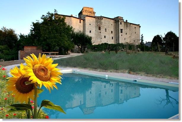 apartments in castle near to Todi - Image 1 - Todi - rentals