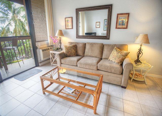 Ocean View 2-Bedroom at Maui Vista - Image 1 - Kihei - rentals