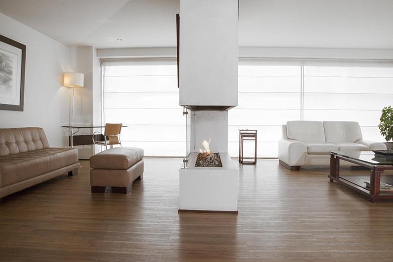 Spacious 2 Bedroom Apartment in Parque 93 - Image 1 - Bogota - rentals