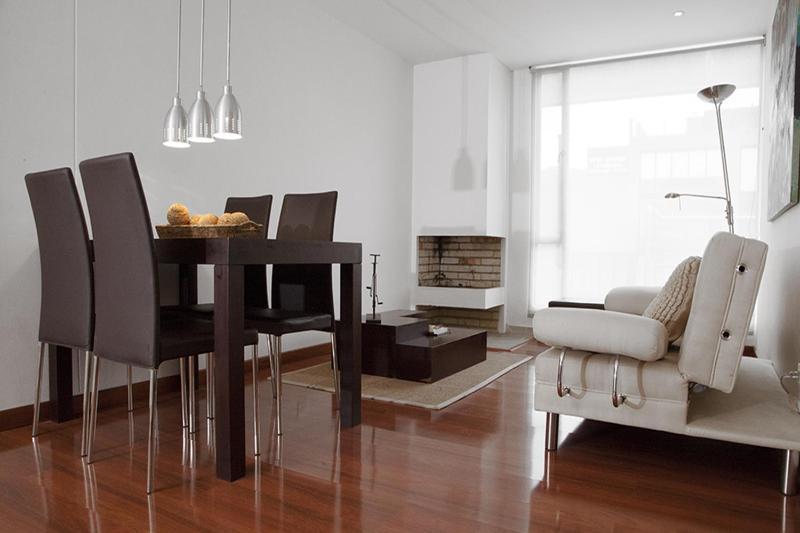 Modern Studio in Parque 93 - Image 1 - Bogota - rentals