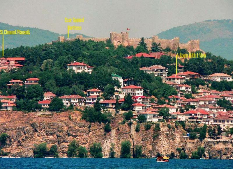 A Room With A View - Image 1 - Ohrid - rentals