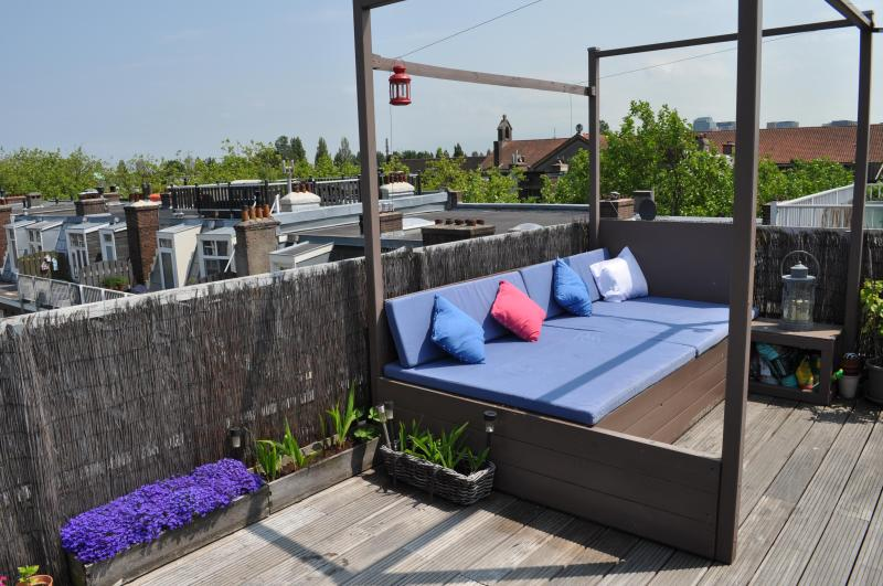 Rooftop - Amsterdam Rooftop Apartment - Amsterdam - rentals