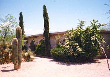 Front View - Pet & Child Friendly Desert and Mountain View Home - Tucson - rentals