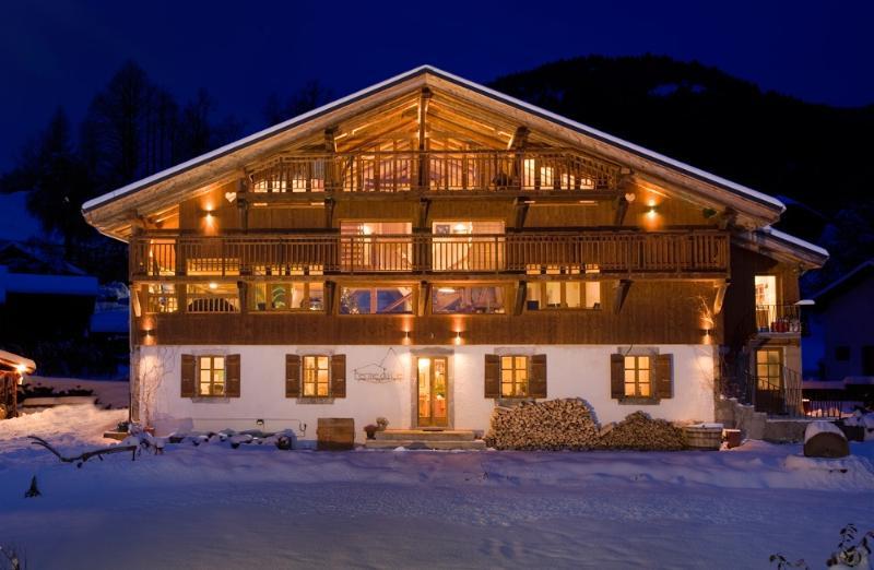 Ferme du Ciel - Ferme du Ciel (Luxury Ski Chalet) - Rhone-Alpes - rentals