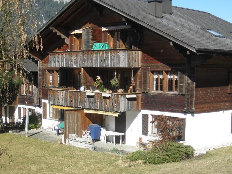 Hausansicht - Ferienwohnung in den Bergen - Blankenburg - rentals