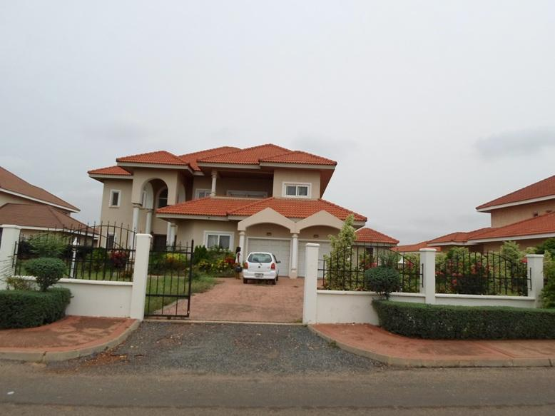 5bedrooms fully furnished duplex for rent at trassaco valley east legon - Image 1 - Accra - rentals