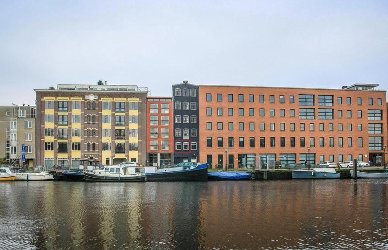 view - Fancy renovated apartment near Central Station - Amsterdam - rentals
