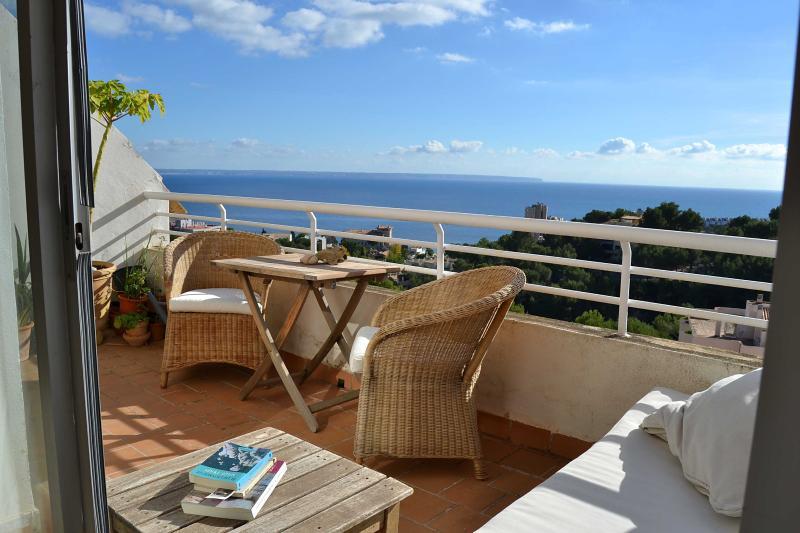 Palma de Majorca nice flat with magnific seaviews - Image 1 - Palma de Mallorca - rentals