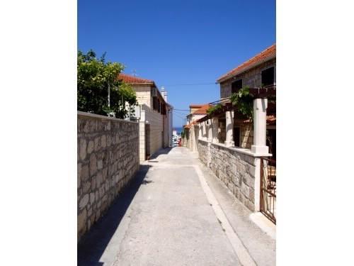 Apartments Diana - 44551-A1 - Image 1 - Postira - rentals
