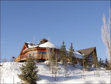 Exterior of Steamboat Home - Massive Steamboat Ski House with Incredible Views - Steamboat Springs - rentals