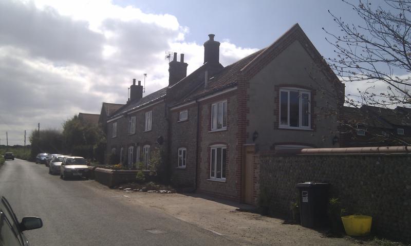 Rose Cottage front - Rose Cottage - Mundesley - rentals
