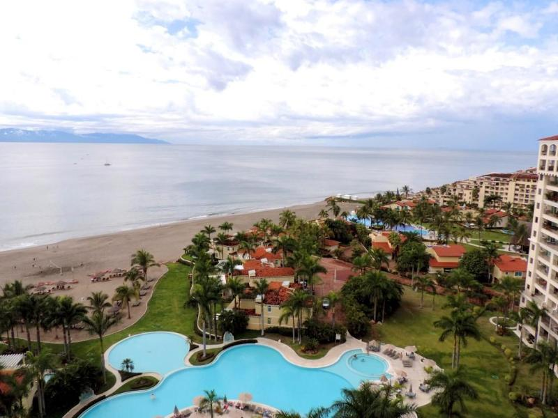 View from the balcony - Spectacular Oceanfront Condo with Panoramic Views - Puerto Vallarta - rentals