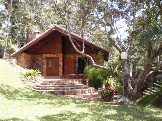 Chalet In Itaipava  With Jacuzi, Fireplace And Breakfast - Image 1 - Petropolis - rentals