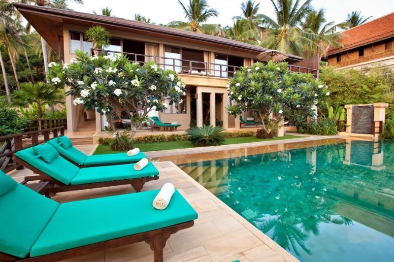 Samui Island Villas - Villa 60 Fantastic Sea Views - Image 1 - Bophut - rentals