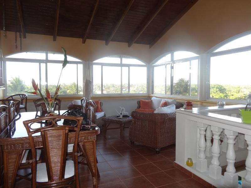 Nice house at 700 meters from the beach - Image 1 - Las Terrenas - rentals