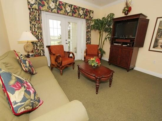 2nd Floor Luxury 3 Bedroom Condo in Reunion Resort. 1592HC-202F - Image 1 - Orlando - rentals