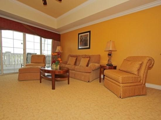 3 Bedroom 3 Bathroom Luxury Golf Resort Condo. 7613CC-402 - Image 1 - Orlando - rentals