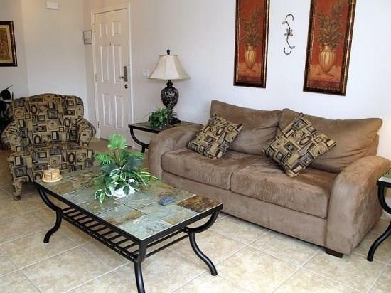 3 Bedroom 2 Bathroom Lake View Condo In Oakwater Resort. 2785OD - Image 1 - Orlando - rentals
