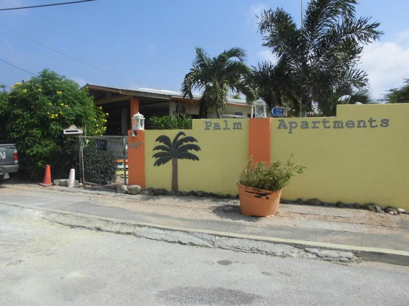 Entrance - Palm Apartments Aruba - Noord - rentals