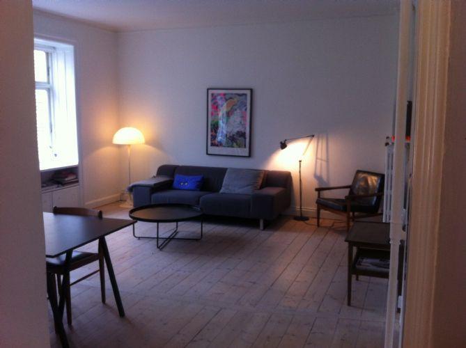 Kronprinsesse Sofies Vej Apartment - Bright Copenhagen apartment at Vesterbro district - Copenhagen - rentals