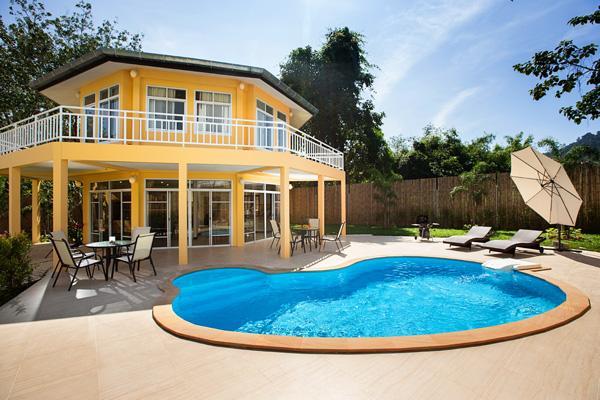 Twin Houses Family Holiday Home - Image 1 - Ao Nang - rentals